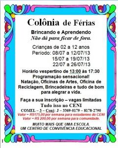 colonia site